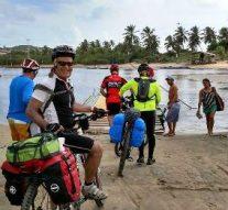 Amigos descobrem o Brasil de Bike