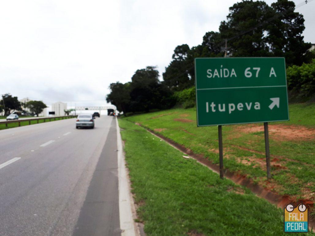Jundiaí - Itupeva são somente 18 km