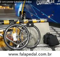 De ônibus e De Bicicleta