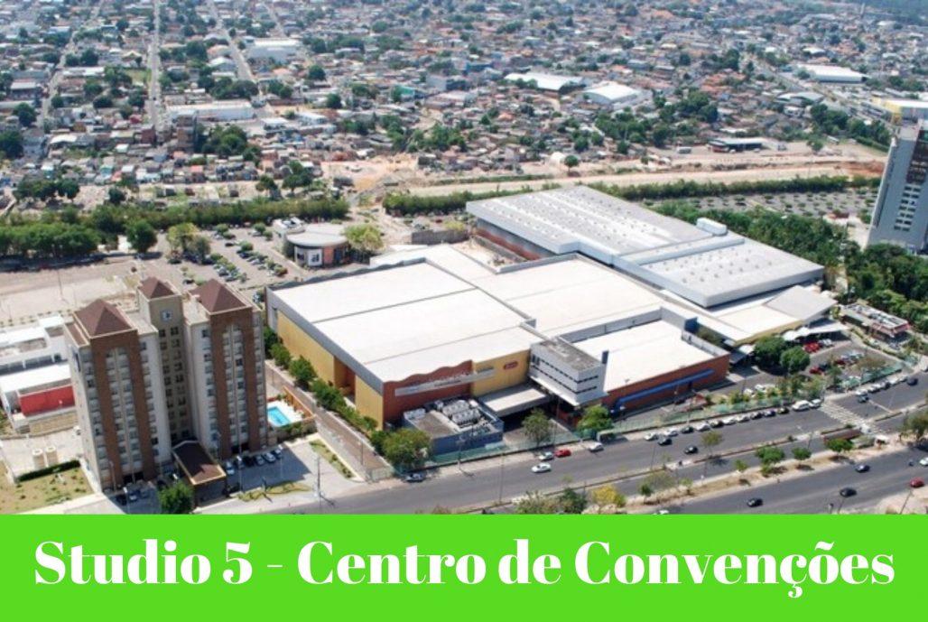Studio 5 - Centro de Convenções